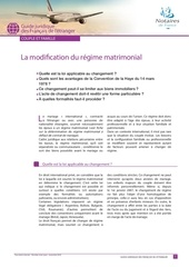 3 la modification du regime matrimonial novembre 2016