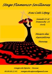 affiche stage avril 2017