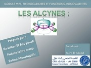 chapitre n 4 chimie org s4