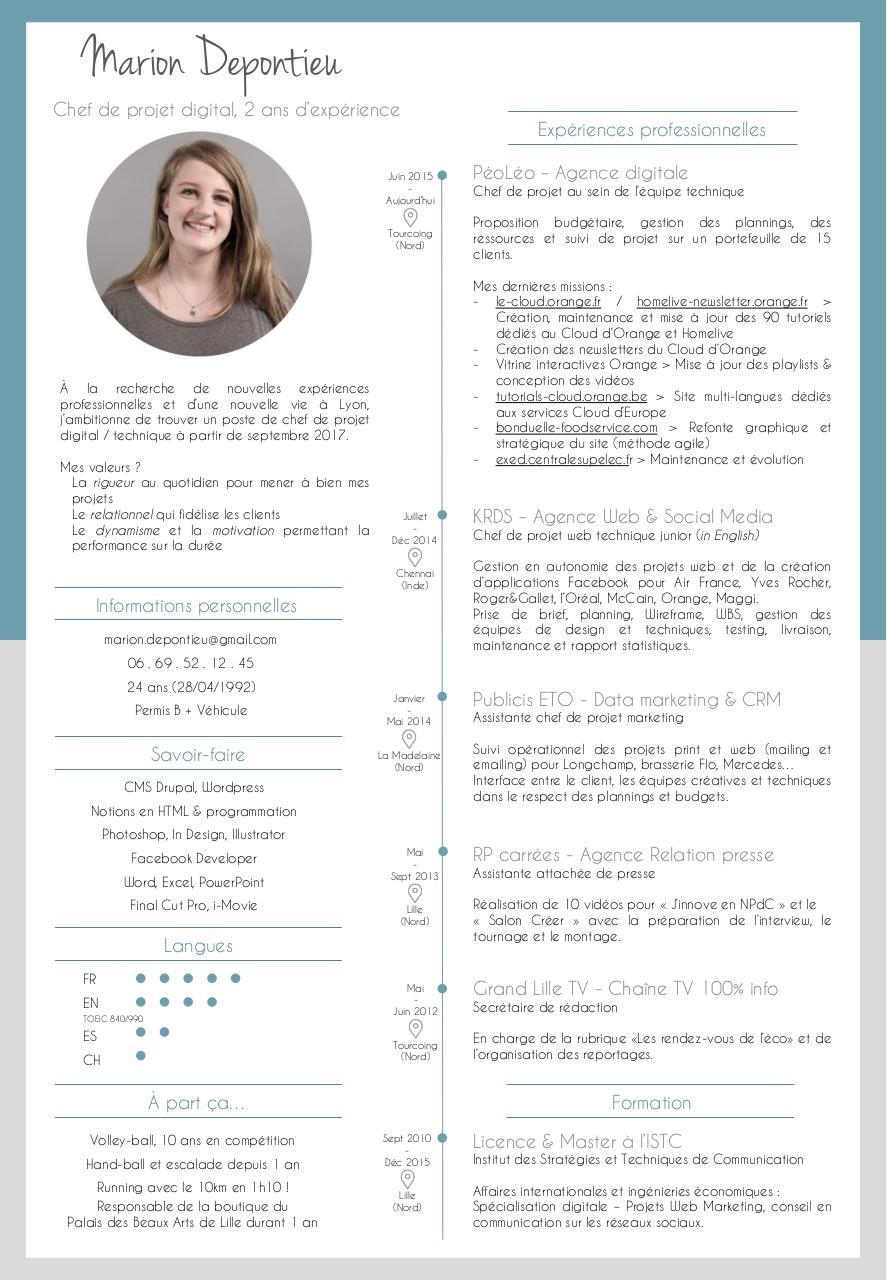 Audacieuse Depontieu Marion CV par Marion Depontieu - Fichier PDF PZ-55