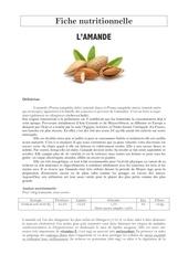 Fichier PDF fiche nutritionnelle amande yo concept
