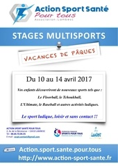 stages multisports p ques 2017