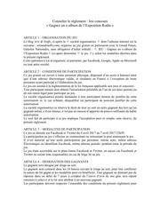 Fichier PDF consulter le re glement rodin