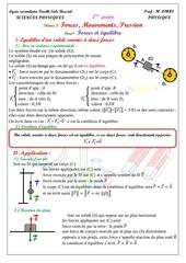 Fichier PDF cours 4 forces et equilibre