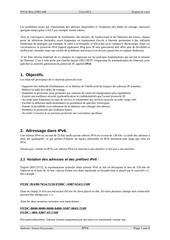 cours ipv6