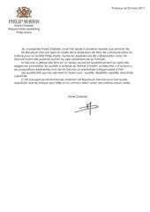 lettre reco pmi