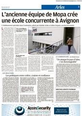 article creation du mopa avignonnais