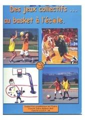 des jeux collectifs au basket a l ecole pdf