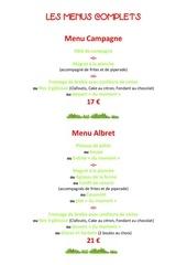 Fichier PDF les menus complets 2017