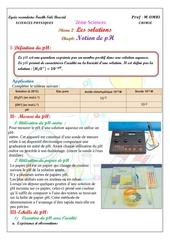 cours 7 notion de ph