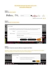 Fichier PDF recuperation mot de passe