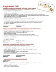Fichier PDF emplois lac simon ete 2017