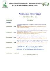 programme orales biolival 2017
