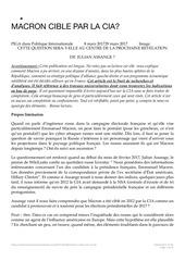 Fichier PDF macron cible par la cia networkpointzero