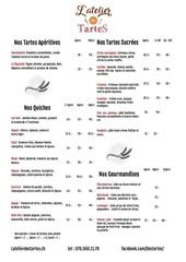 Fichier PDF notre carte l atelier des tartes