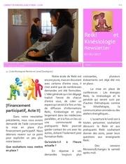 cabinet de kinesiologie reiki lyon newsletter n 6