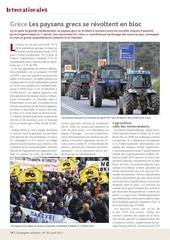 campagnes solidaires grece