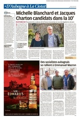 laprovence edition aubag du 2017 04 04
