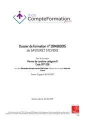 cpf dossier de formation 3914969315
