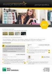 premium benefit fiche offre partenaires 2017 fr