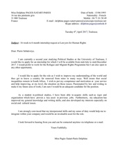 Fichier PDF cover letter lawyers for human rights