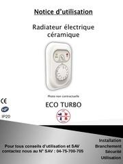 notice eco turbo