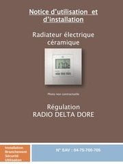 notice radio delta dore
