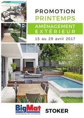 brochure promotion printemps 2017