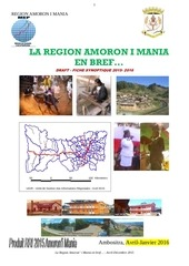 la region amoron i mania en bref fiche synoptique 2015