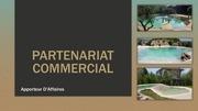Fichier PDF partenariat commercial