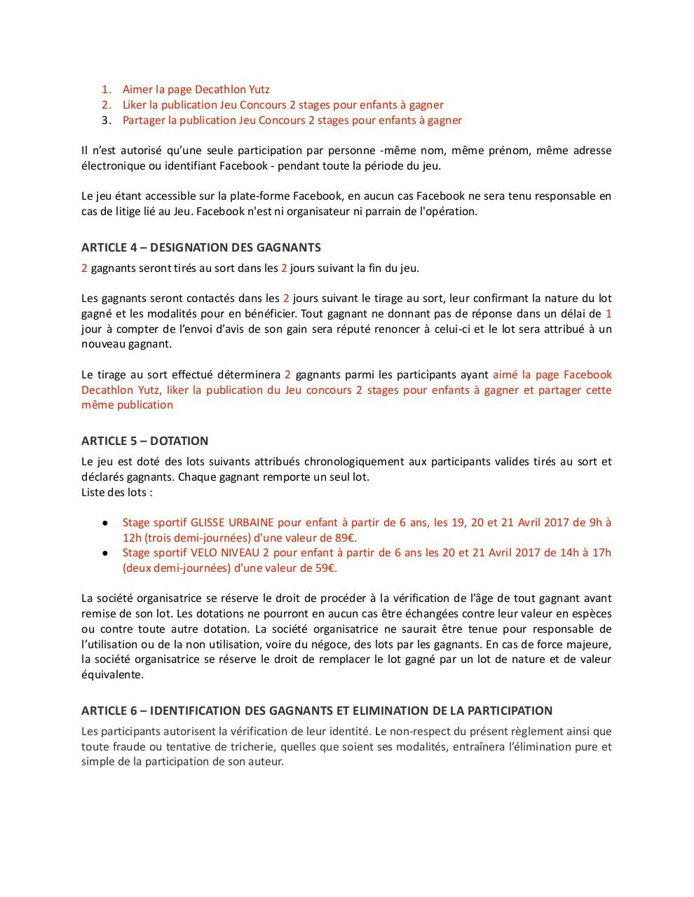 REGLEMENT JEU CONCOURS 2 STAGES A GAGNER.pdf - page 2/3