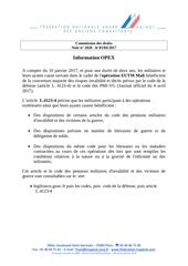1828 note information opex le 05 04 17