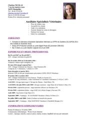cv asv competences 2