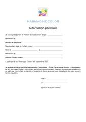 Fichier PDF autorisation parentale marmagne color