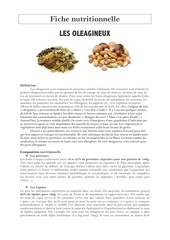 fiche nutritionnelle fruits y o concept