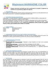Fichier PDF reglement marmagne color
