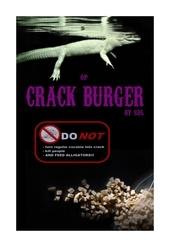 crack burger rappel