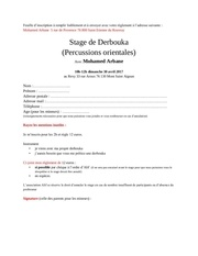 stage de derbouka avril 2017 1 1