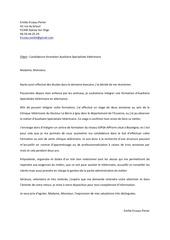 Fichier PDF lettre motivation emilie erceau perier pour les veterinaires