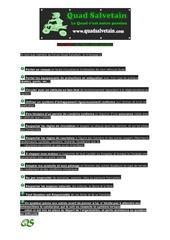 Fichier PDF rappel avant sortie quad salvetain