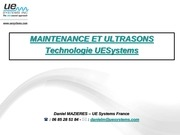 uesystems applications benefices technologie