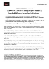 Fichier PDF wedding awards 2017 note de presse