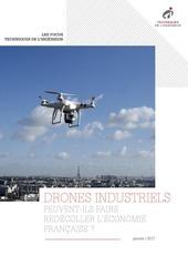 livre blanc drones industriels