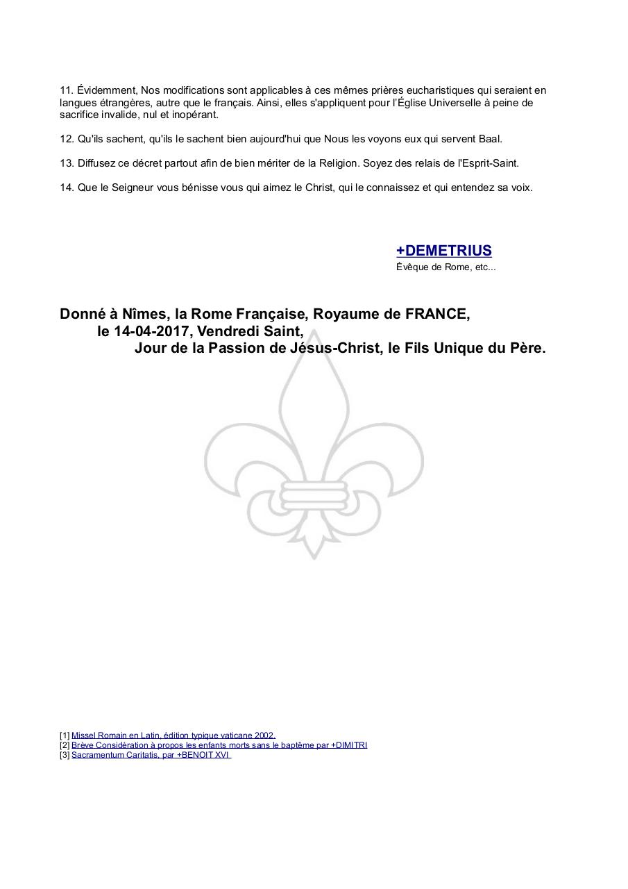 - DÉCRET - Correction du Canon Romain (14-04-2017).pdf - page 2/19