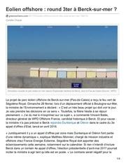 eolien offshore round 3 berck sur mer