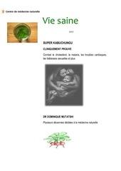 kabuchungu super medecine naturelle plante