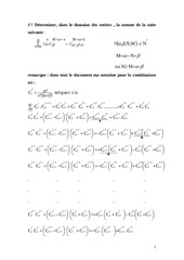 mathematique combinatoire 1