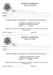 Fichier PDF bulletin adhe sion