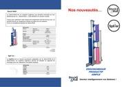 brochure stockwall