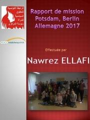 Fichier PDF rapport mission